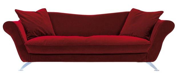 le canap velours du baroque au contemporain deco de salon. Black Bedroom Furniture Sets. Home Design Ideas