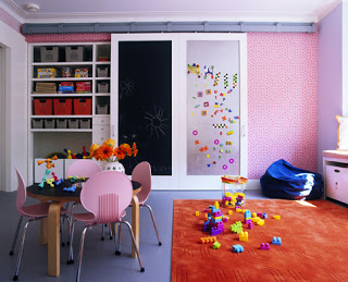 Conseil déco pour une chambre d'enfant