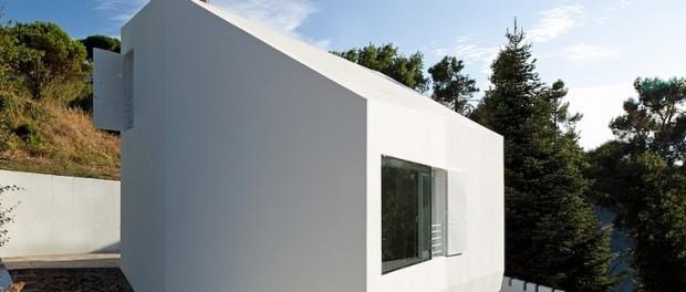 Maison asymétrique Ylab
