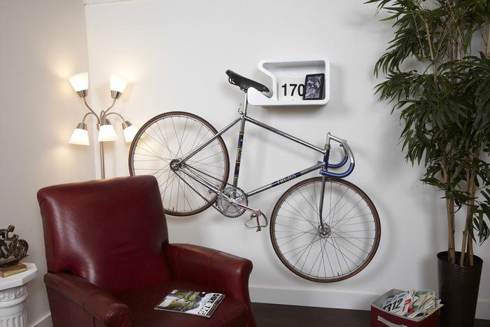 Quand le vélo devient déco...