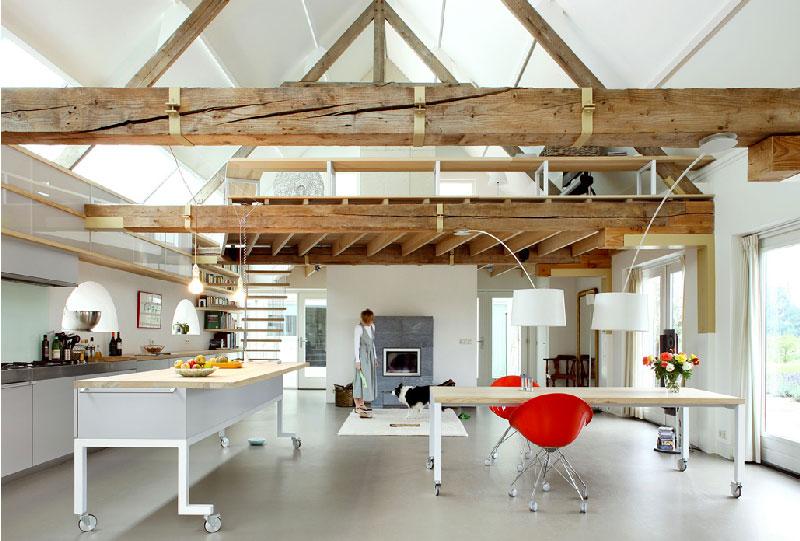 house intérieur