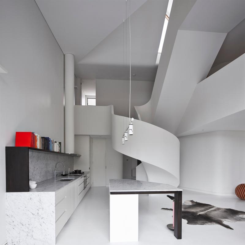 maison sculpture